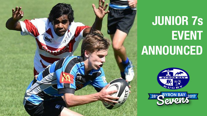 Junior 7s Event Announced