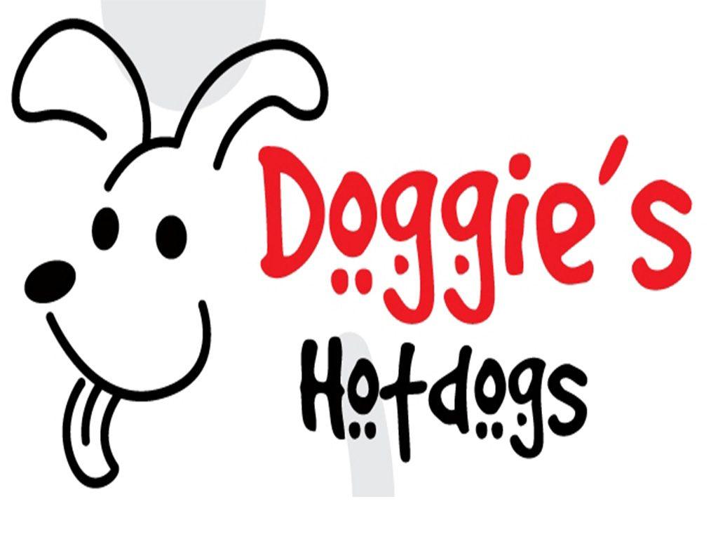 logo of doggie's hot dogs in australia