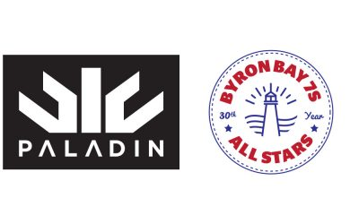 Paladin Sports partners with Byron 7s and is bringing an All Stars Team in 2019!