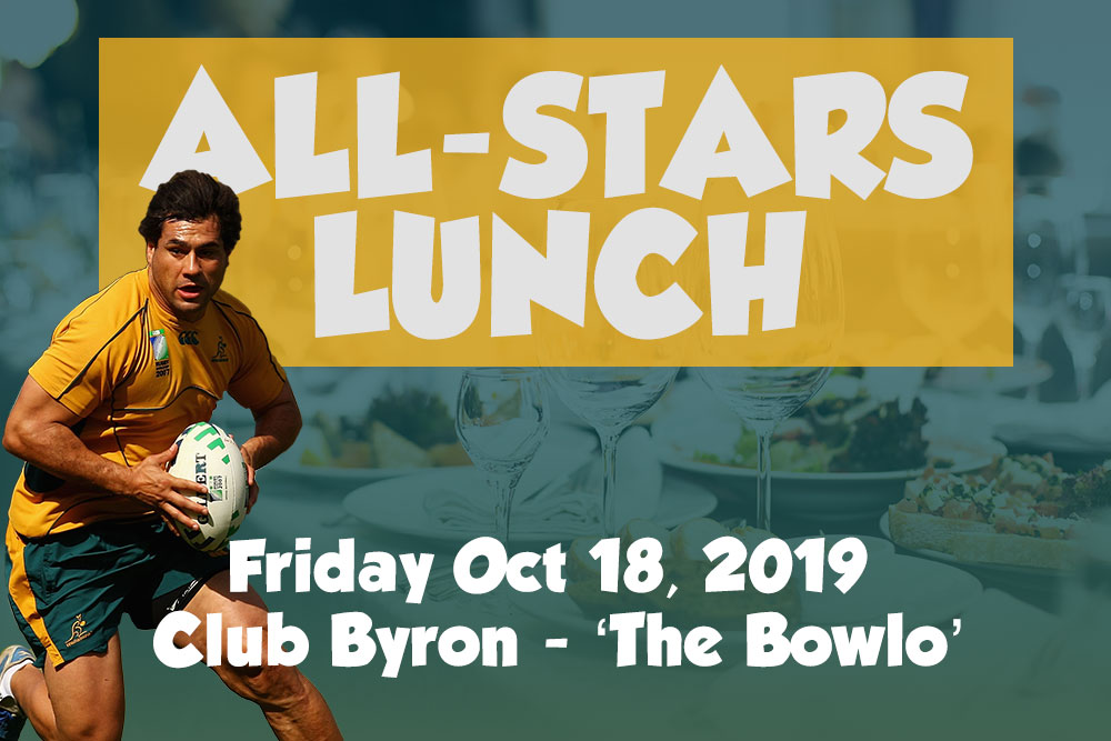 Wallabies Legend to Lead All-Star Long Lunch