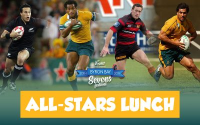 Guest Speakers Lineup Confirmed for All-Stars Lunch