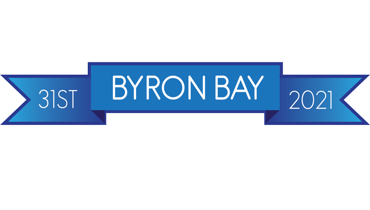 Byron Bay 7s 2021 Logo Stacked